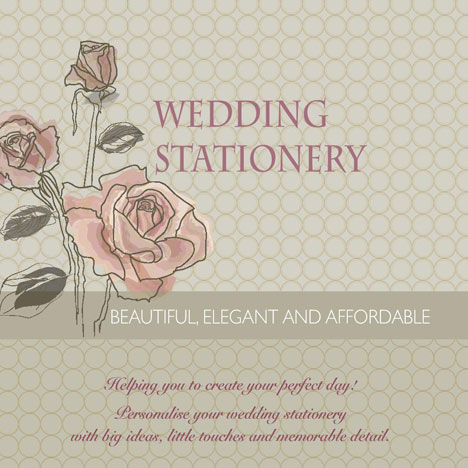 Killarney Printing - Wedding Stationary