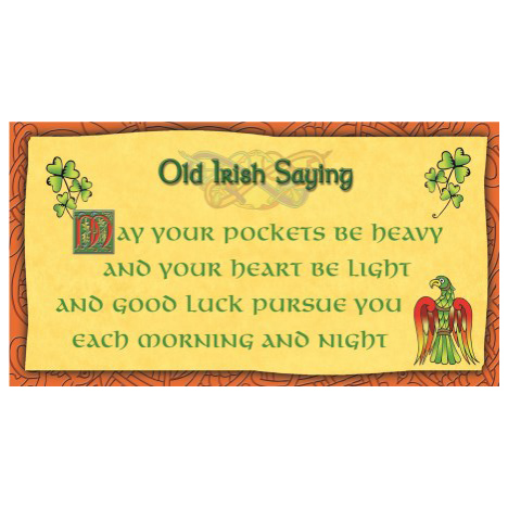 May Your Pockets - OIS05