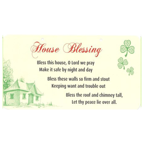 House Blessing - SY32