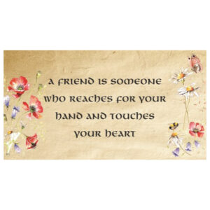 A Friend Is - SY4