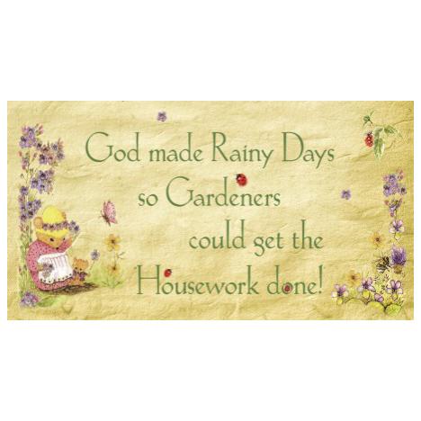 God Made Rainy Days - SY7