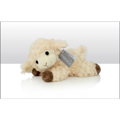 Brown Sheep 24cm Lying Ref- 69394