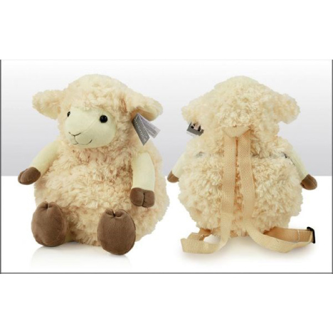 Brown Sheep Back Pack Ref- 70456