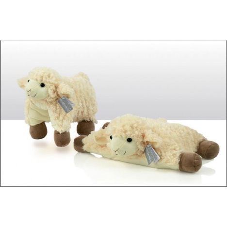 Brown Sheep Velcro Cushion Ref- 70455