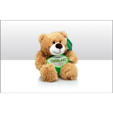 Ireland Envelope Bear 15cm Ref- 67203