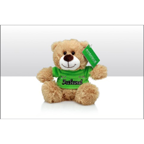 Ireland T-Shirt Bear Ref- 67199