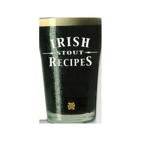 Irish Stout Magnetic Cookbook Ref: 36278
