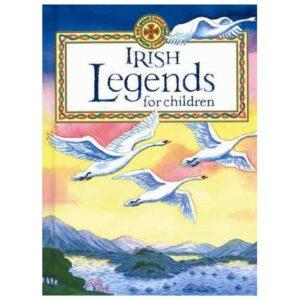 Irish Legends for Children - ref 25517