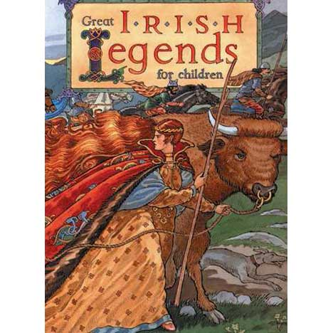 Irish Legends Ref- 28662