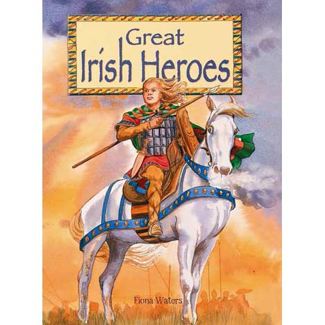 Great Irish Heroes Ref- 42194
