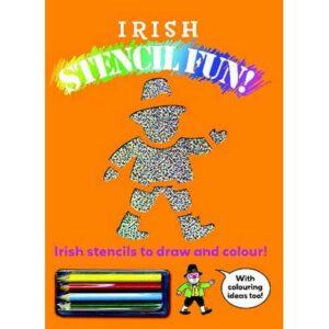 Irish Stencil fun Ref- 44235