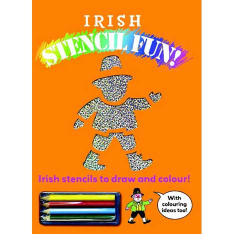 Irish Stencil fun Ref- 44235