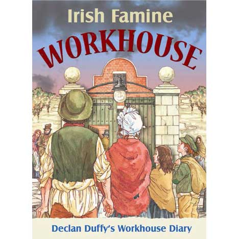 Irish Famine Workhouse Ref- 49438