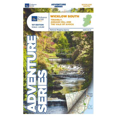 Adventure series Wicklow South Map Ref-52380
