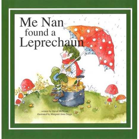 Me Nan Found a Leprechaun Ref- 68802