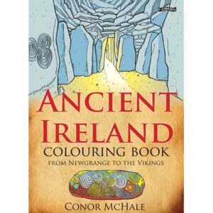 Ancient Ireland Colouring Book Ref- 76295