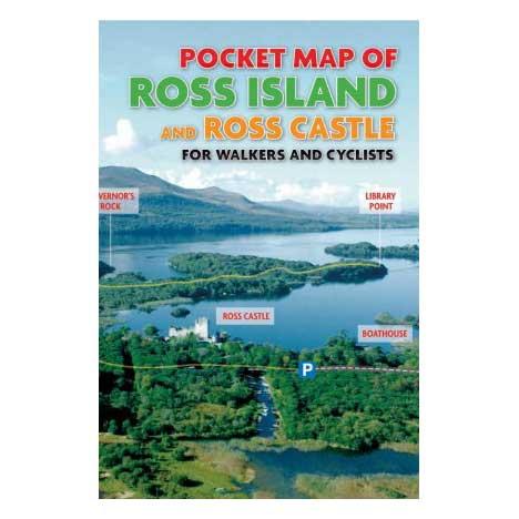 Ross Island Map, Killarney