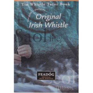 Tin Whistle Tutor Book Ref- FW50