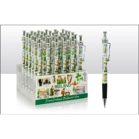 Wavy Clip Pen Ref- 66457