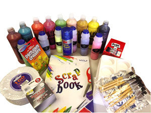 Arts & Craft Supplies - Killarney Printing