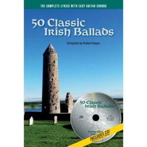 50 Classic Irish Ballads Ref- 97485