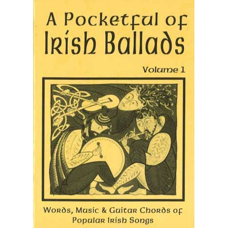 A Pocketful of Irish Ballads Volume 1