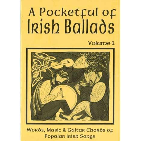 A Pocketful Of Irish Ballads Volume 1 - Killarney Printing