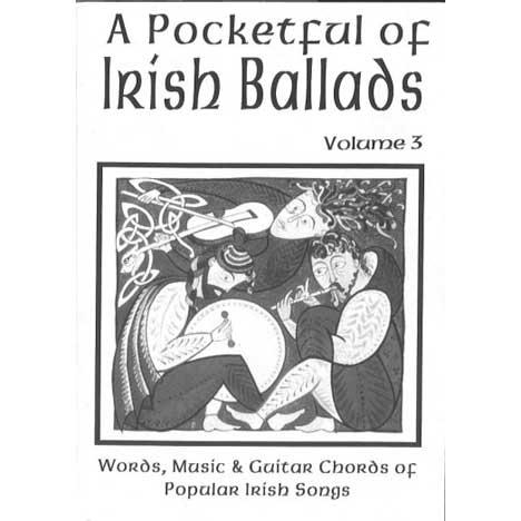 A Pocketful of Irish Ballads Volume 3