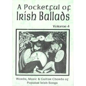 A Pocketful of Irish Ballads Volume 4