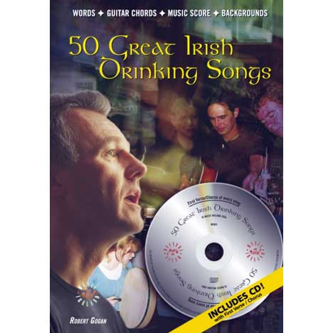 50 Great Irish Drinking Songs Ref-0684X