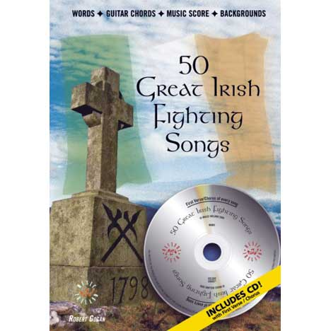 50 Great Irish Fighting Songs Ref-06872