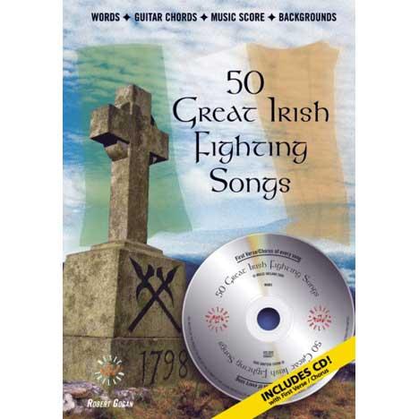 50 Great Irish Fighting Songs Ref-06872