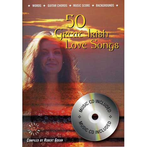 50 Great Irish Love Songs Ref-97409