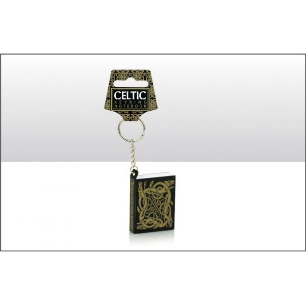 Celtic Ireland Range Keyring Notepad Ref: 67681