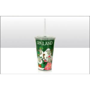 plastic beaker w_lid- 68964