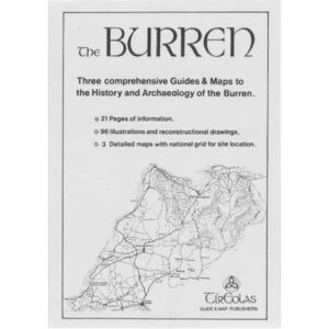 The Burren - 3 Pk Maps