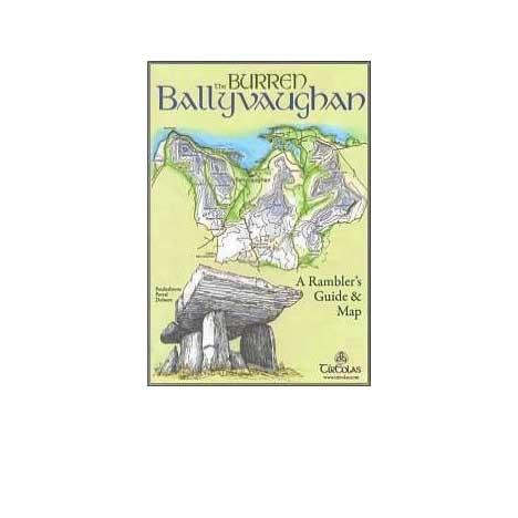 The Burren rambler Guide - English