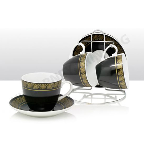 Celtic Ireland Range Cup & Saucer Set of 2 Ref: 67634