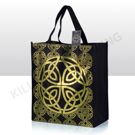 Celtic Ireland Range Non Woven Shopping Bag Ref: 67697