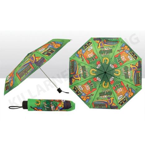3aa707b31c89 Ireland Pop Art Range Umbrella Ref: 72333 - Killarney Printing Irish ...