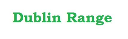 Dublin Range