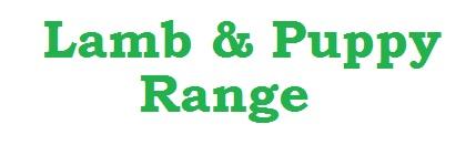 Lamb & Puppy Range